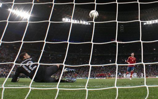 5 Best Goals at Euro 2012