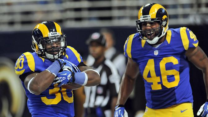 Rams leaning on 5th-rounder at running back