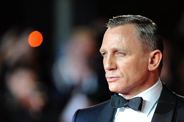 Daniel Craig stars as 007 in Skyfall, the most successful Bond movie of all time