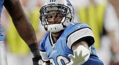 Lions release WR Young