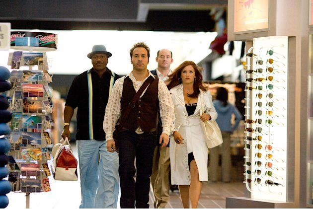 Ving Rhames Jeremy Piven David Koechner Kathryn Hahn The Goods: Live Hard, Sell Hard Production Stills Paramount Vantage 2009