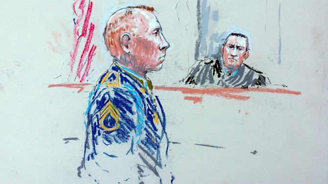Robert Bales Gets Life Without Parole for Afghan Massacre