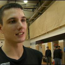 MN Shooting Guard Hopes To Make An Impression At Timberwolves Training