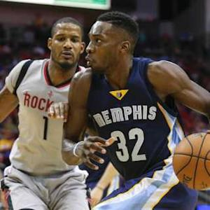 Grizzlies vs. Rockets