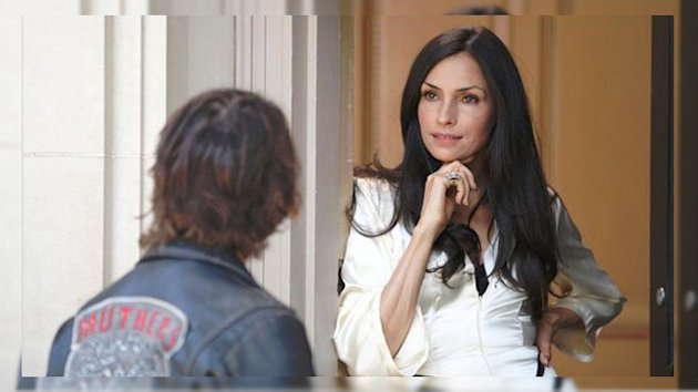 Famke Jansen Welcomes You To 'Hemlock Grove'