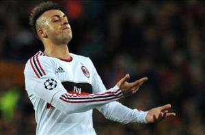 El Shaarawy has 'no problem' with Allegri