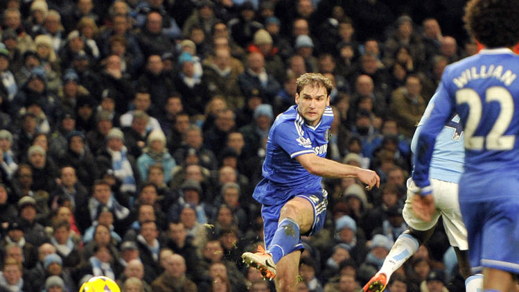 Chelsea beats Man City 1-0 in EPL showdown