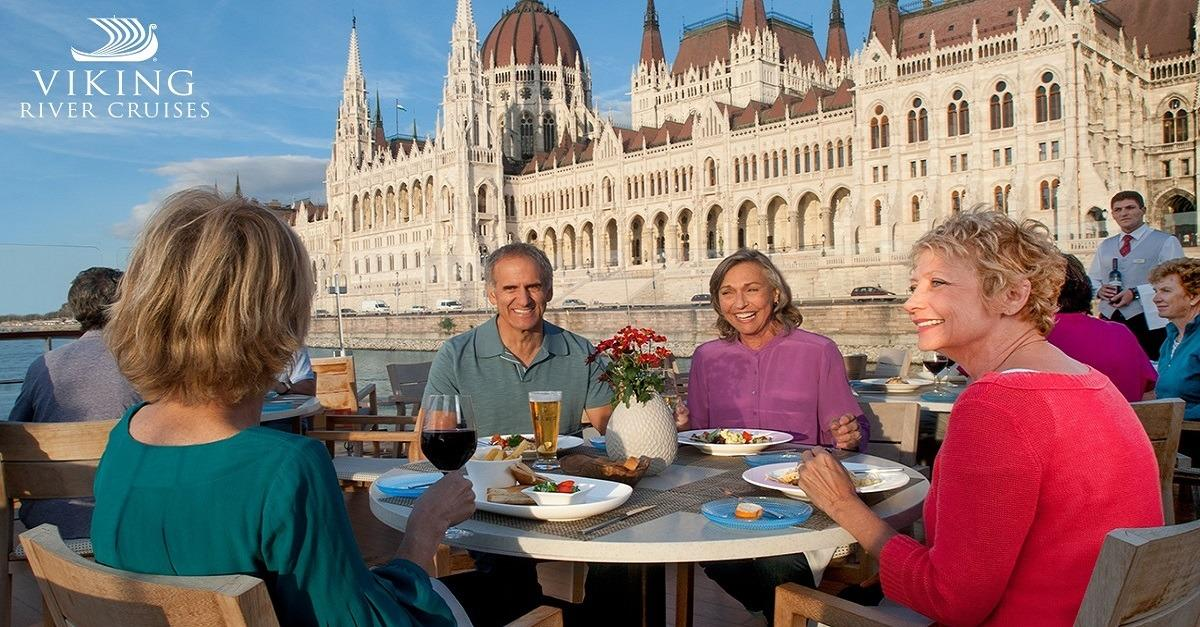 What is all the Buzz about River Cruising?