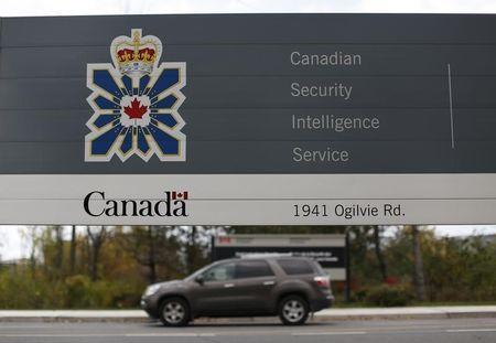 Canada spy agency given more powers to disrupt terror attacks: media