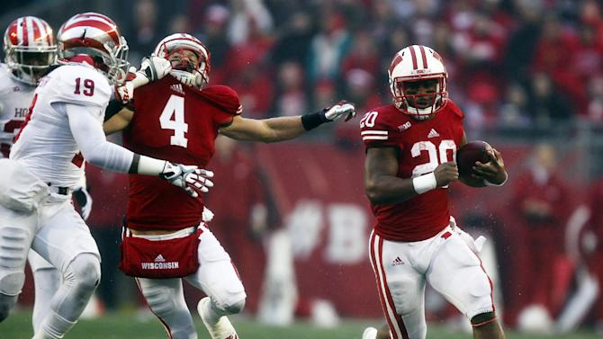 No. 16 Wisconsin ready to roll into Minnesota