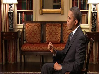 "Obama: Romney doesn't have a ""good argument"""