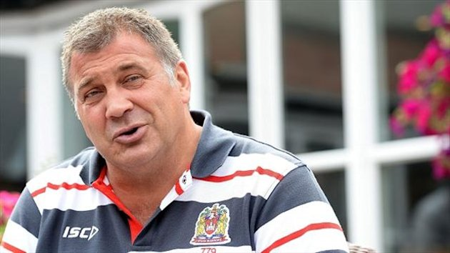 Shaun Wane signed a new one-year deal at Wigan on Wednesday