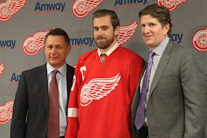 Top 5 Detroit Red Wings' Draft Picks