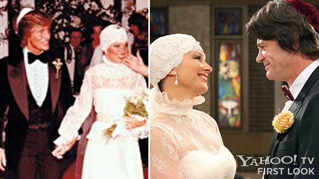 "Fran Drescher Wedding ""Happily Divorced"""