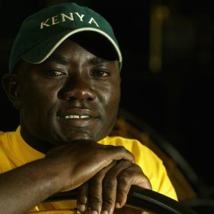 Tikolo takes over from Brown as Kenya coach