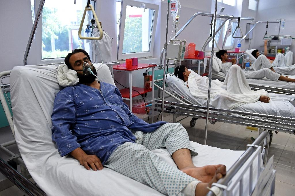 US 'deeply regrets' Afghan hospital deaths: Pentagon chief