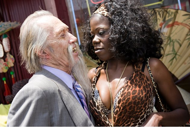 David Carradine Crank: High Voltage Production Stills Lionsgate 2009