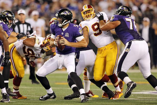 Five takeaways from Ravens loss to Redskins