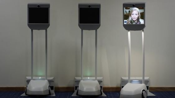 The BRPD allows users to attend meetings in virtual form (Picture: Suitable Technoogies)
