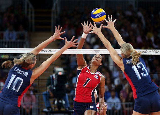 Olympics Day 11 - Volleyball