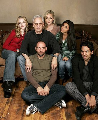 Evan Rachel Wood, James Woods, Jane Krakowski, Adi Schnall, director Marcos Siega and writer Skander Halim