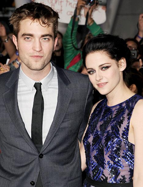 "Robert Pattinson, Kristen Stewart ""Had a Dramatic Makeup"""