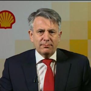 Shell CEO Sees Oil at `Much Higher Levels' in Long Term