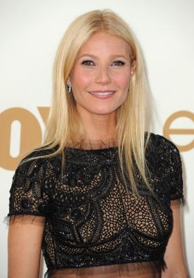 Gwyneth Paltrow arrives at the 63rd Primetime Emmy Awards in Los Angeles on September 18, 2011 -- Getty Premium