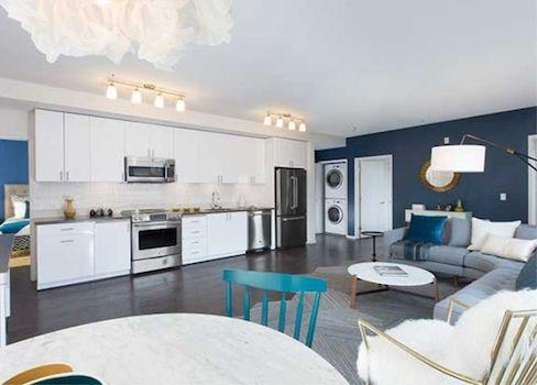 sponsored post: Live It Up in an Avalon Hayes Valley Two-Bedroom Townhome