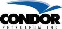 Condor Announces 2013 First Quarter Results
