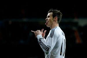 Gareth Bale: Real Madrid putting pressure on rivals