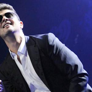 Blurred truth: Robin Thicke lied about writing hit song, court papers say