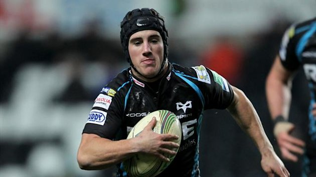 Matthew Morgan, Ospreys (PA Photos)