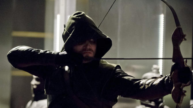 """""""Arrow"""" -- """"Darkness on the Edge of Town"""""""