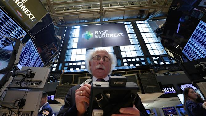 Stocks rise sharply, led by gains in technology