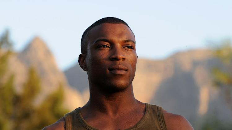 "Ashley Walters stars as Jack Holt in ""Outcasts."""