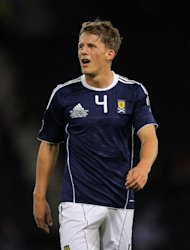 Christophe Berra has confidence in Scotland after their win over Australia