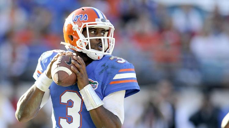 Florida backup QB Tyler Murphy transferring