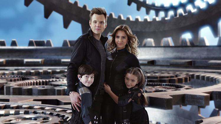 Spy Kids All the Time in The World 2011 Dimension Films Joel McHale Jessica Alba Mason Cook Rowan Blanchard