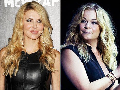 "Brandi Glanville: Seeing LeAnn Rimes With My Kids Is the ""Worst Pain"""