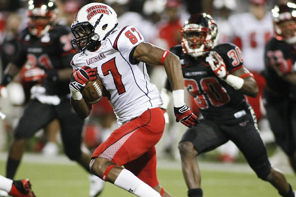 Harris leads Louisiana-Lafayette past WKU 37-20