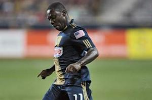 Chivas USA 0-1 Philadelphia Union: Freddy Adu back-heel stands up for nine-man Philly