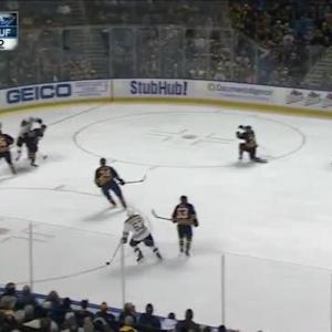 Jhonas Enroth Save on Zach Trotman (05:59/3rd)