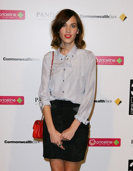 At the 30 Days of Fashion & Beauty Event in Sydney