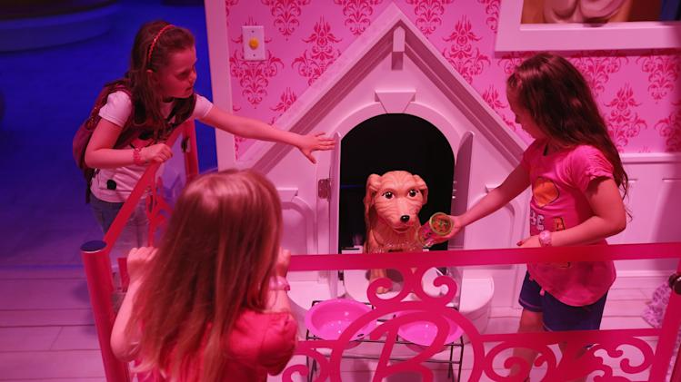 Barbie Dreamhouse Experience Opens In Berlin