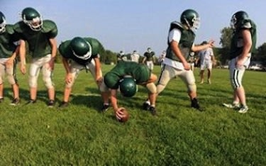 The Winooski football team could contend for a title if it can field enough players — Winooski High School