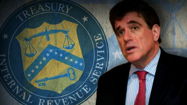 IRS scandal: Agency's acting commissioner ousted