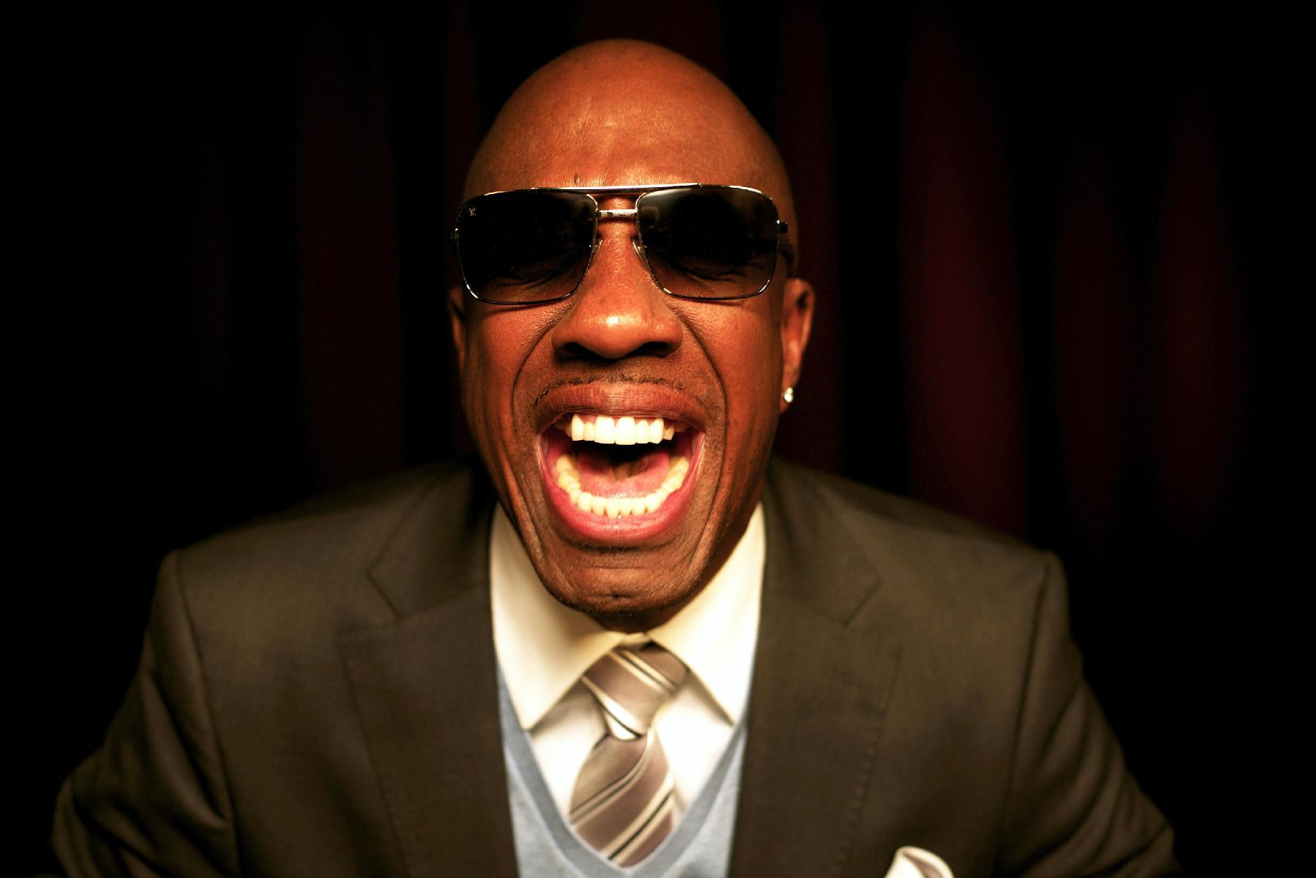 JB Smoove 'psyched' to perform at Garden of Laughs benefit