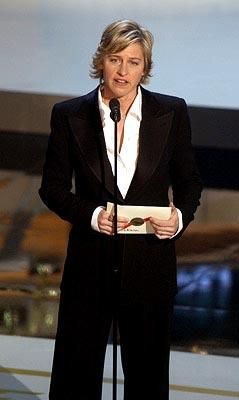 Ellen DeGeneres Emmy Awards - 9/22/2002