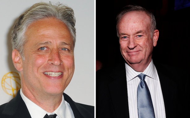 Could You Watch the Jon Stewart vs. Bill O'Reilly Debate?